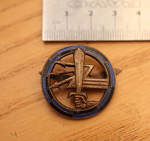 Polish signals badge, authentic?