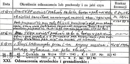 Seeking Info About my Father, a Polish WW2 Veteran