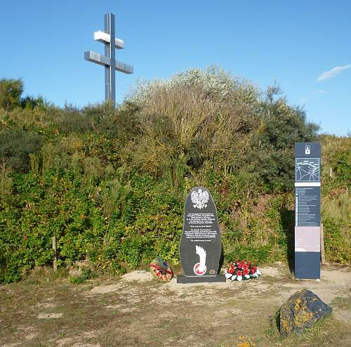 New Monument in Normandy Commemorating WW2 Polish Forces