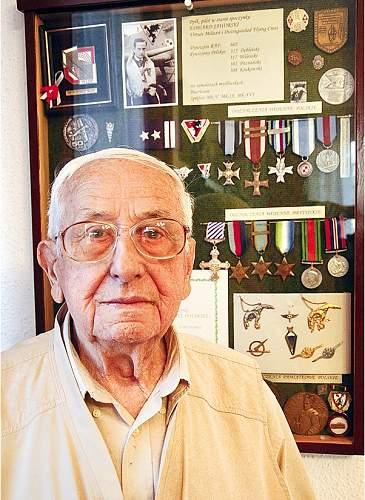 Last surviving Polish Battle of Britain pilot dies