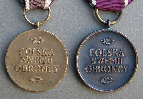 Click image for larger version.  Name:PSZnZ 1939-1945 War Service Medal 005.jpg Views:837 Size:177.5 KB ID:412431