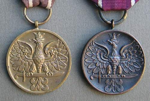 Click image for larger version.  Name:PSZnZ 1939-1945 War Service Medal 001.jpg Views:1415 Size:202.8 KB ID:412432