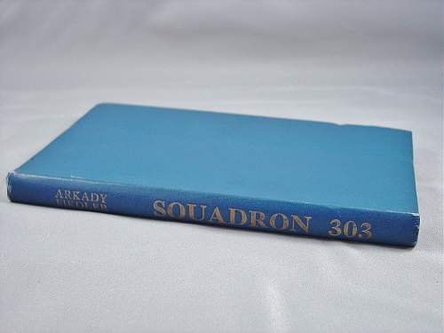 Squadron 303 Signed in Polish Can anyone translate?
