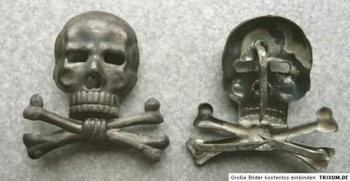 Click image for larger version.  Name:Offiziers Totenkopf Husaren Regiment Nr.17 Braunschweig.jpg Views:343 Size:35.3 KB ID:483147