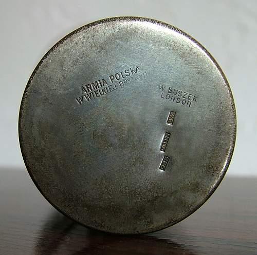 W. Buszek Spirit Measure