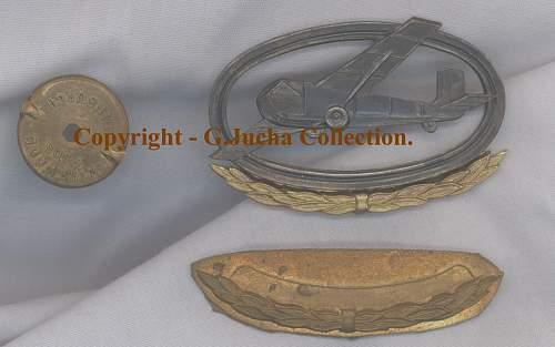 Click image for larger version.  Name:Glider badge Kirkwood front copy.JPG Views:444 Size:185.4 KB ID:49980