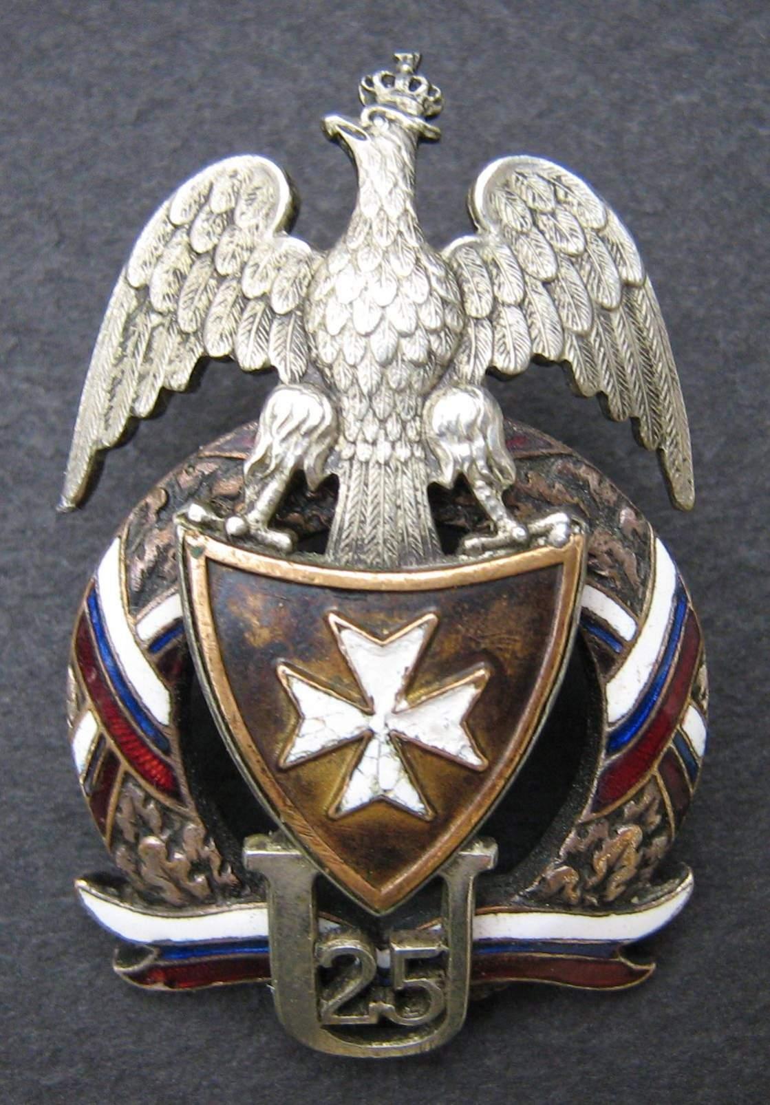 Regimental Badges WW2 Polish