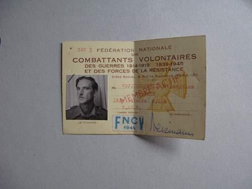 Polish war veteran