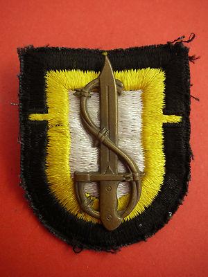 3 DSK Combat Badge