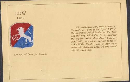 Odznaki formacji 2 korpusu album