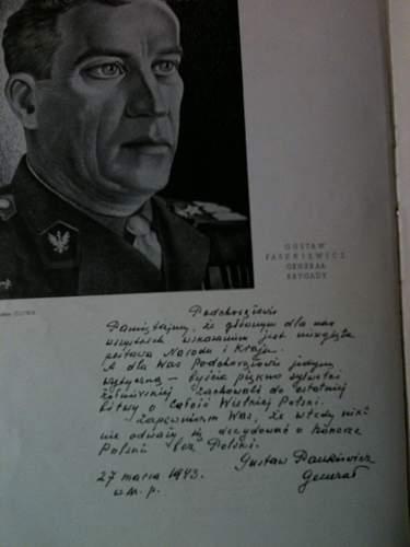 Polish Panzer book