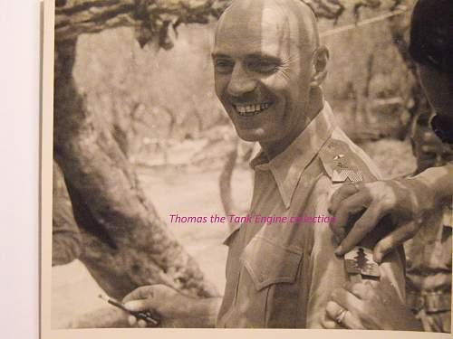Click image for larger version.  Name:Gen. Anders na m.p. I rzutu 3 DSK, Cervaro 10 V 1944 - warrelics.jpg Views:208 Size:227.2 KB ID:595780