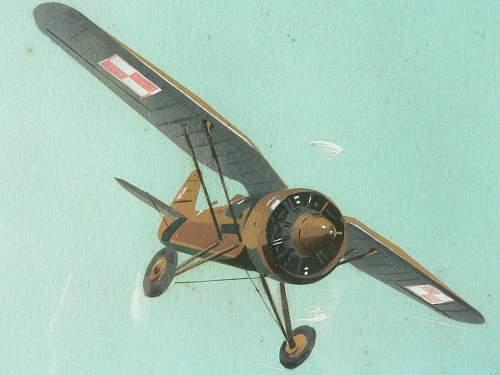 Click image for larger version.  Name:Polish PZL aircraft circa 1939 009.jpg Views:465 Size:100.9 KB ID:596582