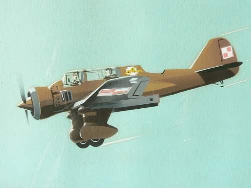 Click image for larger version.  Name:Polish PZL aircraft circa 1939 014.jpg Views:867 Size:94.4 KB ID:596584