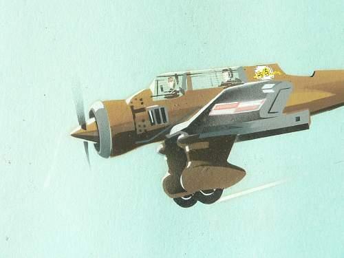 Click image for larger version.  Name:Polish PZL aircraft circa 1939 015.jpg Views:188 Size:98.5 KB ID:596585