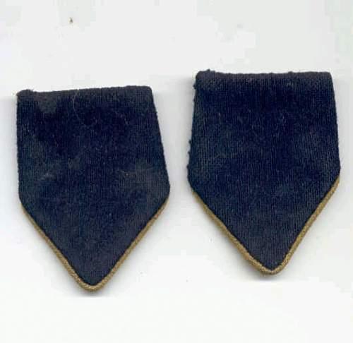 Polish Infantry Lieutenant uniform
