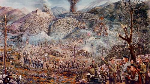Click image for larger version.  Name:Battle of Monte Cassino.jpg Views:3715 Size:144.1 KB ID:620700