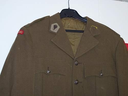 1SBS Service Dress Jacket