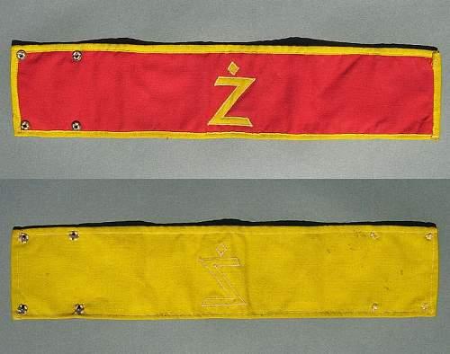 Click image for larger version.  Name:Zandarmeria Armband.jpg Views:121 Size:88.2 KB ID:63802