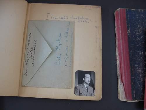 Personal belongings great-grandfather