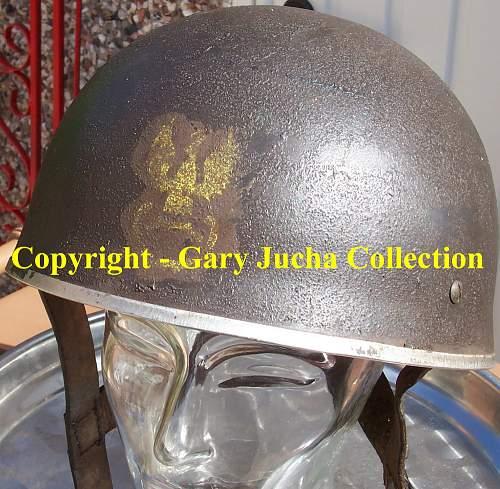 Polish Para Helmet AT MK I/II