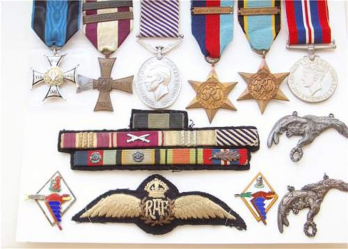 Outstanding Polish Battle of Britain pilot group sold at auction