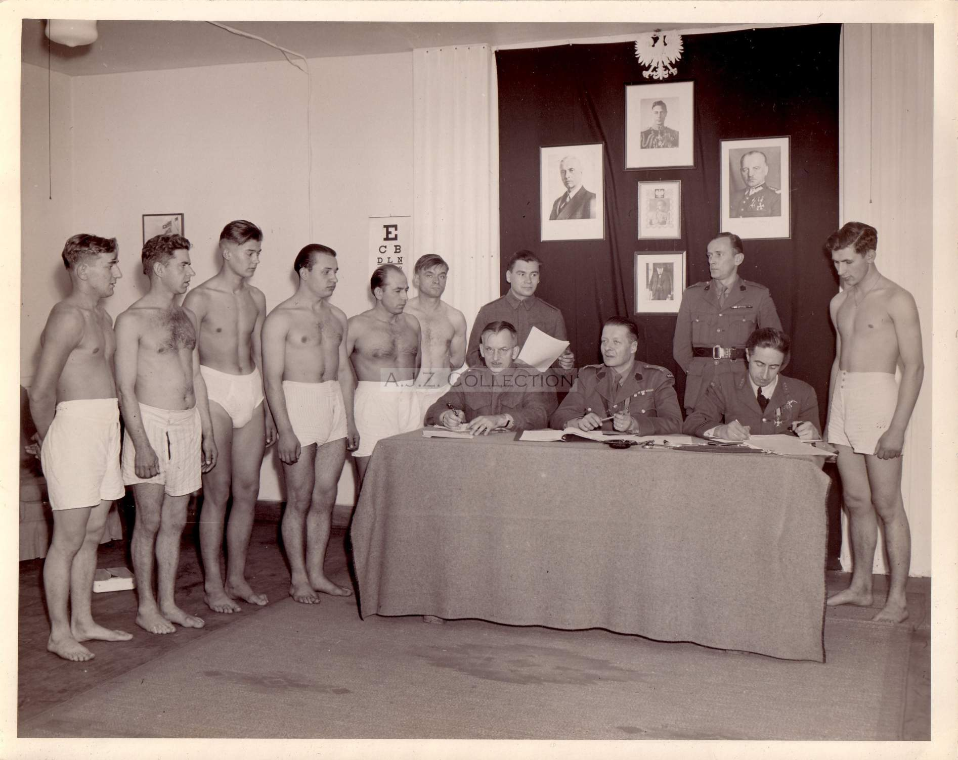 Naked boys physical exams medical massage