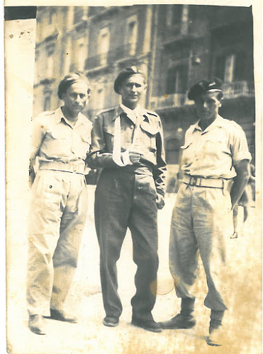 Click image for larger version.  Name:2nd Sqdn 12PULP Wachm Leligdowicz PPor Karcher Ppor Teklinski Italy 1944.png Views:151 Size:346.5 KB ID:681476
