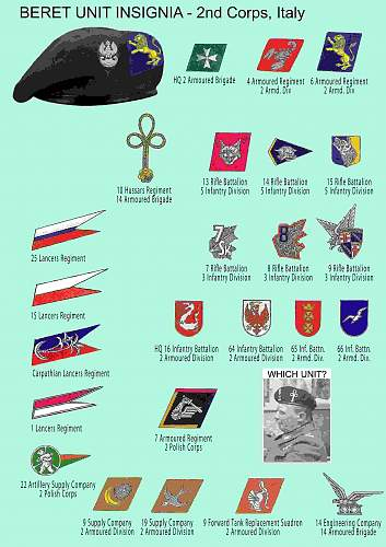 Click image for larger version.  Name:4 BERET BADGES colour small.jpg Views:111 Size:133.5 KB ID:686322