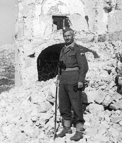 2nd Carpathian Rifle Brigade and Col. Roman Szymański