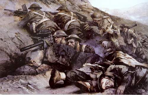 Click image for larger version.  Name:Polish troops in action at Monte Cassino.jpg Views:309 Size:197.5 KB ID:690964