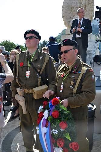 The Battle of Monte Cassino 70th Anniversary commemorations