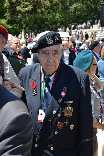 The Battle of Monte Cassino 70th Anniversary commemorations