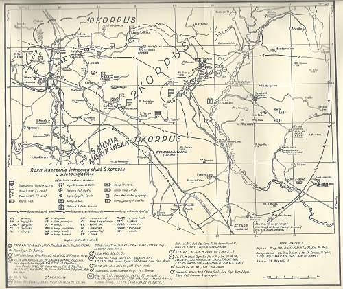 Monte Cassino Maps