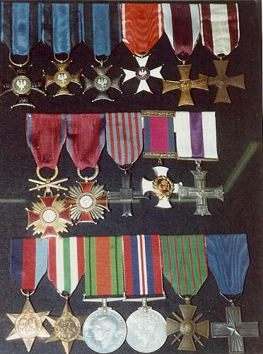 Click image for larger version.  Name:some of General Duch awards.jpg Views:104 Size:129.6 KB ID:701157