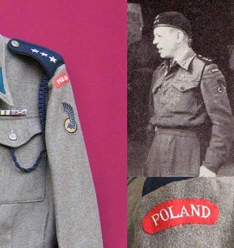 Polish tunics - in practice