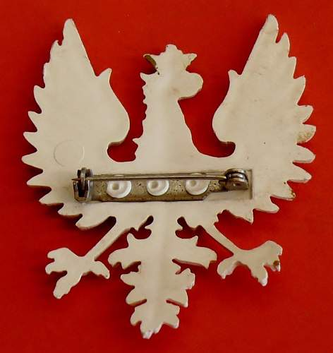 Polish Hat Eagles