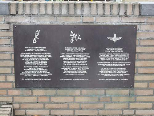 Celebrating and remembering the 1st Independent Polish Parachute Brigade