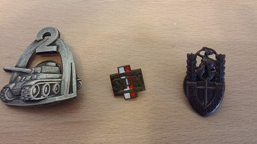 Click image for larger version.  Name:Polish badges 2 ARMY Corps.jpg Views:186 Size:326.0 KB ID:757415