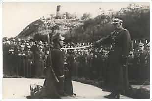 1st krechowiki Lancers