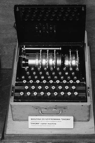 The enigma of the missing Enigma's?