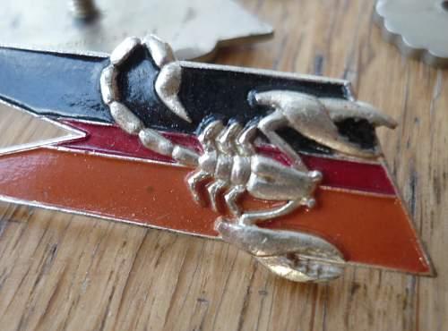 1 PAM Pocket and 4 Scorpion collar
