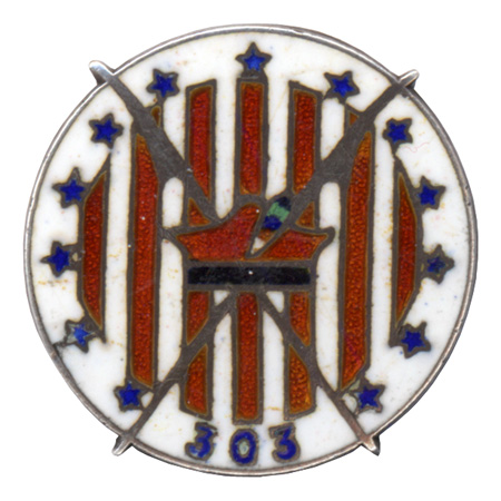 No  303 Squadron symbol?