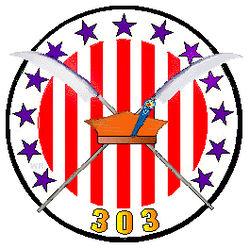 No. 303 Squadron symbol?
