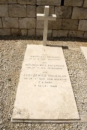 Click image for larger version.  Name:Grave of Plut sp E Ambrozej Kpr sp E Bogdajewicz  Kpr sp B Karczewicz.jpg Views:93 Size:241.3 KB ID:800191