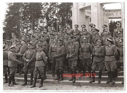 old Polish 1946 military testament?