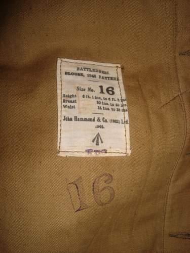 3DSK Service Dress