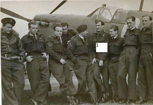 POLISH Fighter Pilots grouping ....1939 / 40  just thought i would share ...