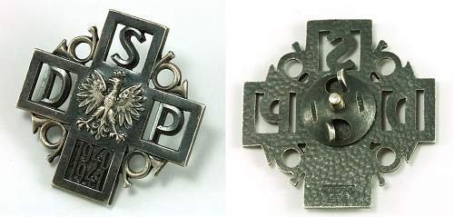 Polish medal 1940-1941
