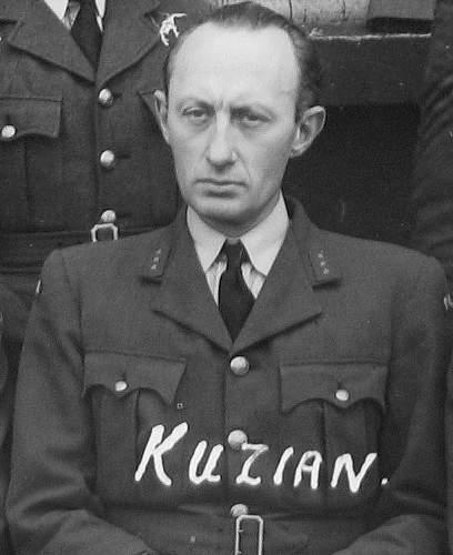 Click image for larger version.  Name:Kazimierz Kuzian DFC.jpg Views:58 Size:115.4 KB ID:812880